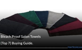 Bleach Proof Salon Towels