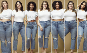 best jeans for big belly and skinny legs