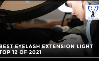eyelash extension light